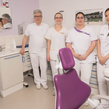 The Pfeffer Dental Practice team